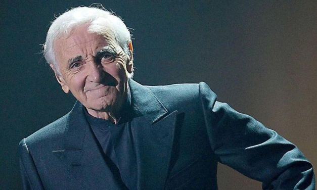 """Ahora sí que se queda """"Venecia sin ti"""", querido e inolvidable Charles Aznavour"""