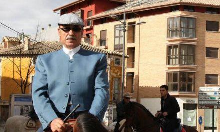 Pedro Guerrero Quadrado, pregonero de las Fiestas de la Vera Cruz 2019
