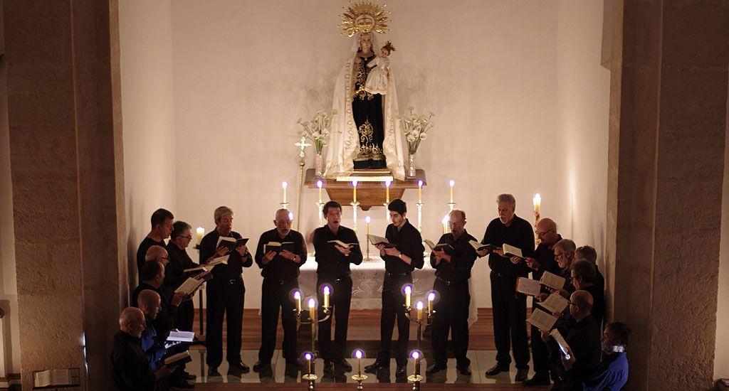 La música más antigua en nuestros templos