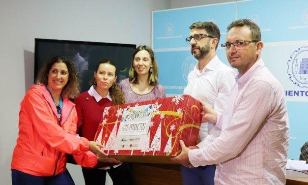 La barraca 'Sin Perdón' gana el premio de 'La Peña Recicla' de las Fiestas Patronales 2018