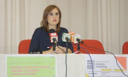 El Ayuntamiento de Cehegín oferta trece cursos en el 'Programa Juventud' para el ejercicio 2018-2019