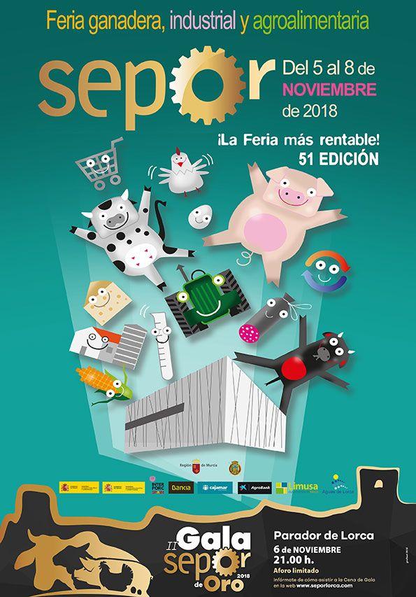 Feria Ganadera, Industrial y Agroalimentaria SEPOR 2018