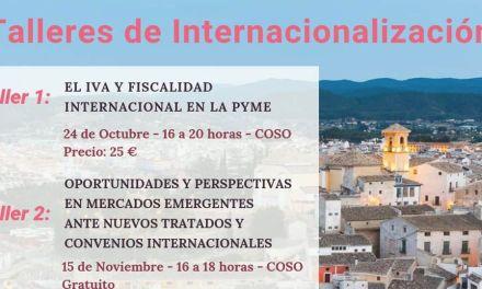 Ofertados en Cehegín dos talleres para ponerse al día en comercio internacional