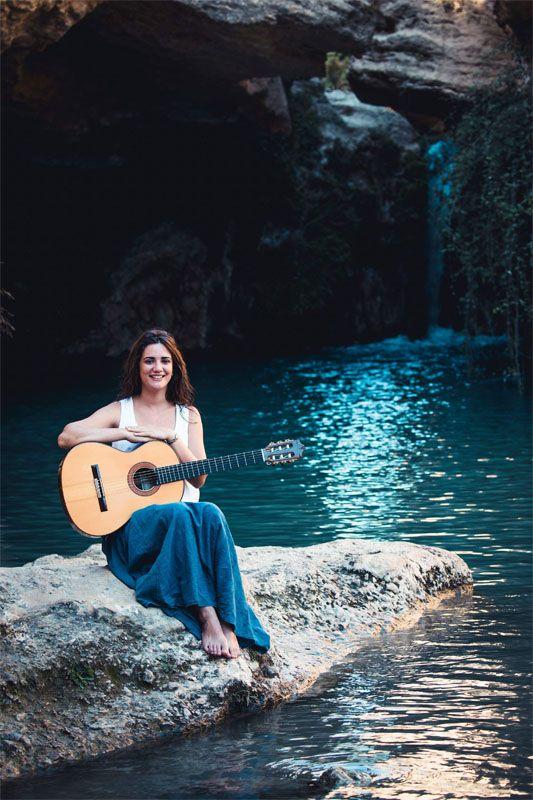 María Bastida actúa el 3 de noviembre a las 20:00 horas en la Casa del Belén de Puente Tocinos dentro del ciclo Jóvenes Solistas