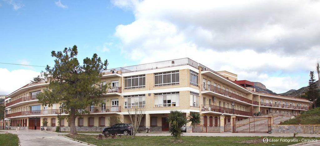 El quehacer y las vidas del Hogar Residencia de Ancianos de la Santísima Cruz de Caravaca