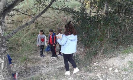 Los escolares inician el segundo proyecto 'Cehegín y su Entorno' conociendo el patrimonio cultural del Municipio