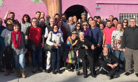 El Partido Comunista de la Región de Murcia junto a Izquierda Unida Verdes celebra en Fortuna las jornadas municipalistas con sus cargos públicos, actuales y futuros.