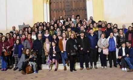 Don Juan y Doña Inés recorren las calles de Calasparra