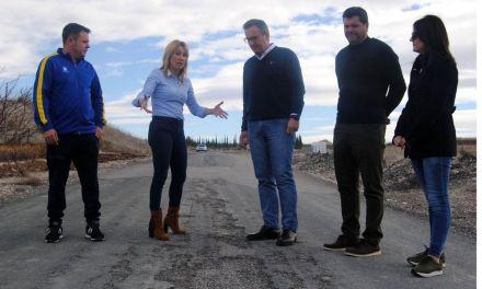 El PSOE de Campos del Río exige al PP que explique cuales son los problemas por los que no comienzan las obras de la carretera de Alguazas