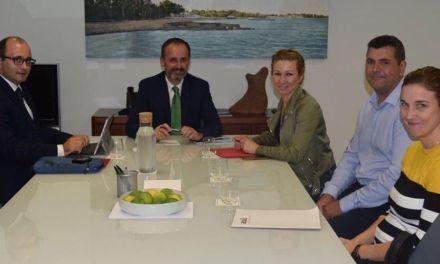 La Alcaldesa de Campos Del Río valora positivamente la próxima puesta en marcha del Plan de Dinamización Industrial en la comarca del Río Mula