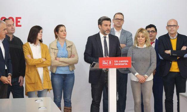 """Joaquín López: """"En más de 20 años gobernando, el PP no ha tomado ni una sola medida para evitar la despoblación en la Región de Murcia"""""""