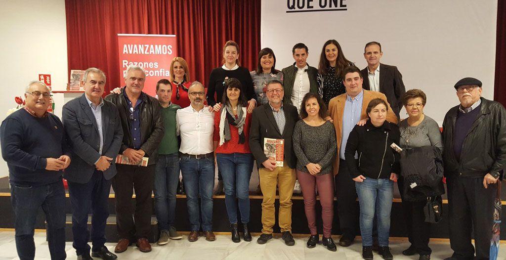 El Grupo Municipal Socialista divulga una publicación con el resumen de los tres años de gobierno en el ayuntamiento de Caravaca de la Cruz
