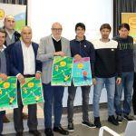 """Presentación del """"I Torneo de Tenis Absoluto Postres Reina"""""""