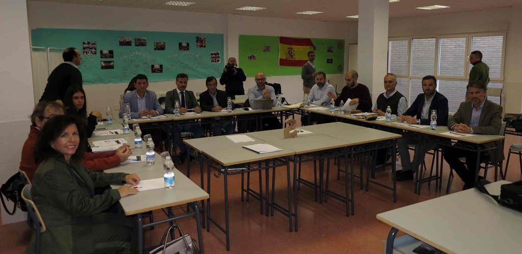 El IES Chirinos participa en un proyecto Erasmus+ para mejorar la formación profesional aplicada al sector del calzado