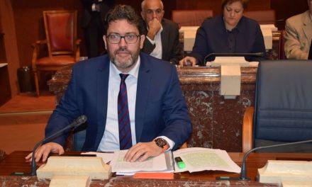 Miguel Sánchez, elegido senador autonómico por la Asamblea Regional