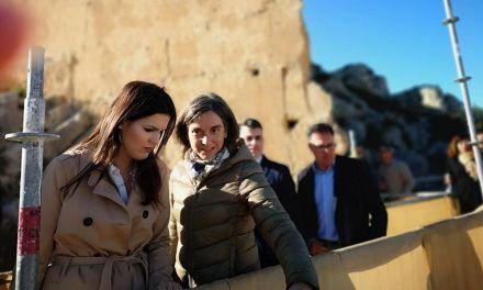 La Comunidad invierte 600.000 euros en la recuperación del castillo de Mula