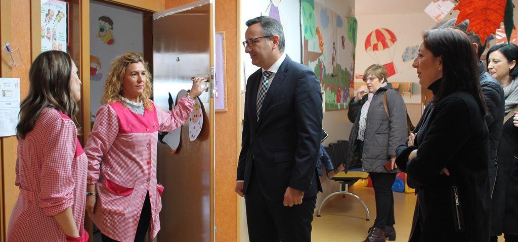 El Ayuntamiento de Bullas pide la creación de un comedor escolar