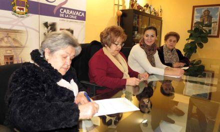 El Ayuntamiento de Caravaca entrega las ayudas a las tres delegaciones locales de Cáritas