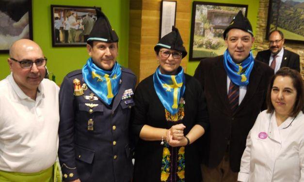"""VIII Homenaje a 'les fabes' de Asturias"", en ""Casa Menéndez, de Águilas"
