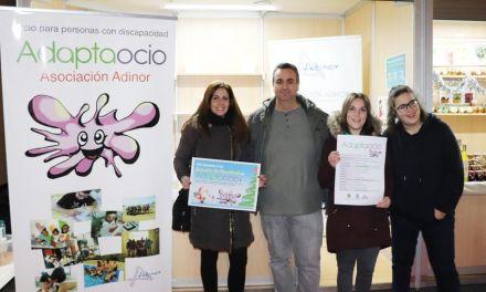 Servicios Sociales y Adinor ponen en marcha la Escuela de Navidad Adaptaocio y siguen desarrollando el Programa de Formación de Carácter Social