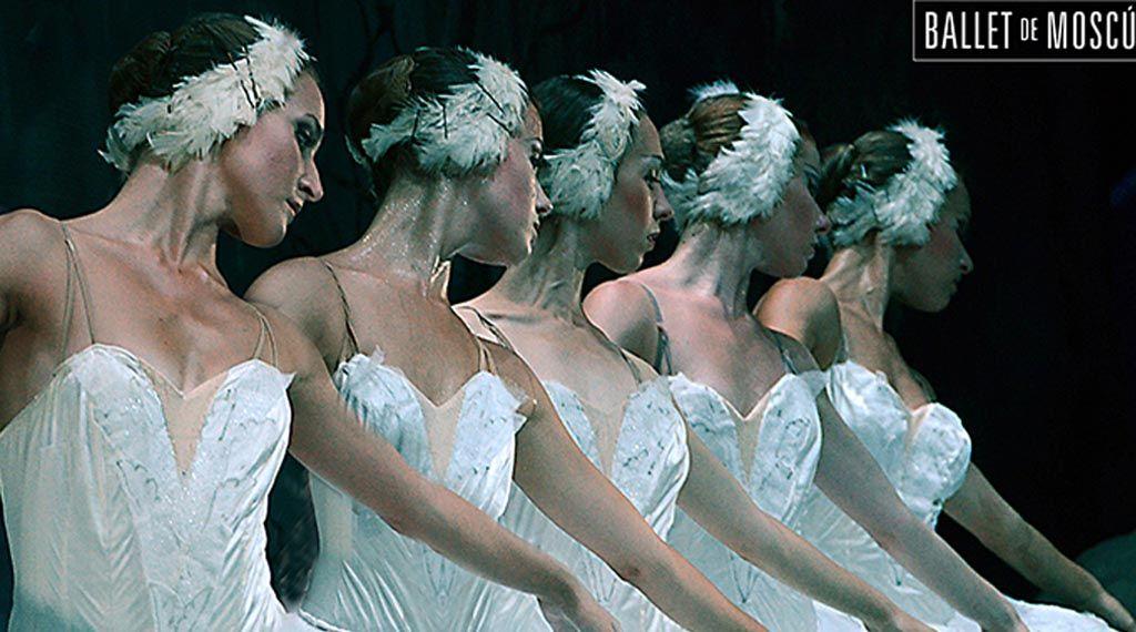 El Ballet de Moscú llega al teatro Thuillier de Caravaca para interpretar 'El lago de los cisnes'