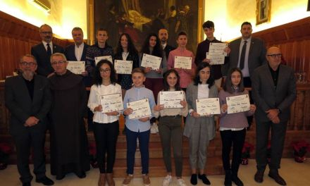 El Ayuntamiento de Caravaca entrega los Premios 'Albacara', que en esta edición han contado con más de 180 obras presentadas