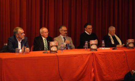 La Casa de la Cultura acogió la presentación del libro 'Caravaca antes de ayer', de José Antonio Melgares