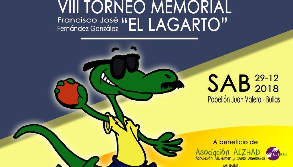 """Se celebra el 29 de diciembre el Torneo Memorial Francisco José Fernández """"El Lagarto"""""""