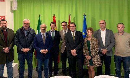 Los ayuntamientos de Noroeste y Río Mula y el Ministerio de Industria colaboran para ayudar al desarrollo empresarial de la zona