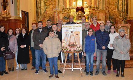 Una imagen de Nuestra Señora de Los Ángeles ilustrará la Semana Santa de Mula 2019
