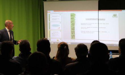 El Ayuntamiento de Cehegín sigue desarrollando su Plan Agrícola con las 'Jornadas de Asociacionismo y Cooperativismo'