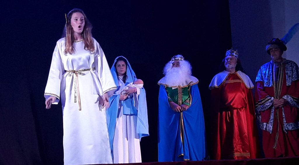 El Auto de los Reyes Magos regresa a Albudeite el 6 de enero