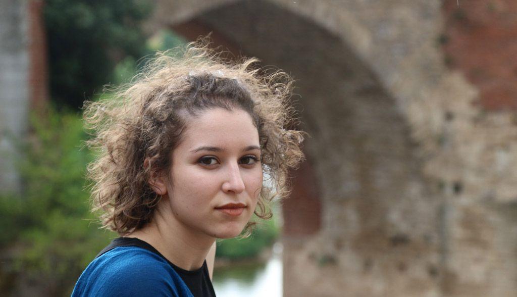 La chelista Clara Toro Roca