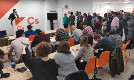 Miguel Sánchez anuncia que da un paso al lado y no optará a las primaras de Ciudadanos Región de Murcia