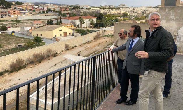 La Comunidad invierte en Albudeite más de 3 00.000 euros en la mejora de infraestructuras