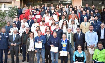 La Comunidad beca a 85 deportistas de alto rendimiento de la Región de Murcia