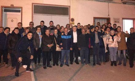 José Vélez se presenta a la reelección como Alcalde de Calasparra