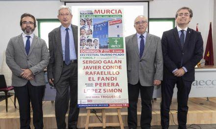 Presentado el cartel del XXV Festival a beneficio de la Asociación Española contra el Cáncer
