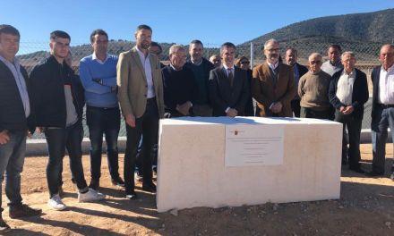 La Comunidad invierte más de 200.000 euros para mejoras en la Comunidad de Regantes de Muralla de Archivel, en Caravaca de la Cruz