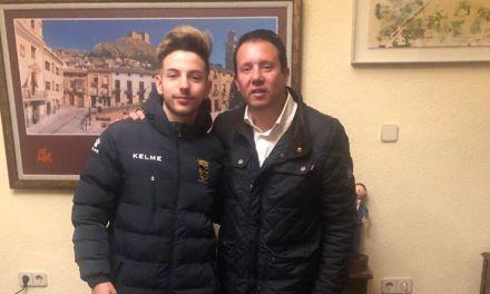 El muleño Manuel Gil Rojo jugará con la Selección Murciana el Campeonato de España Sub-19