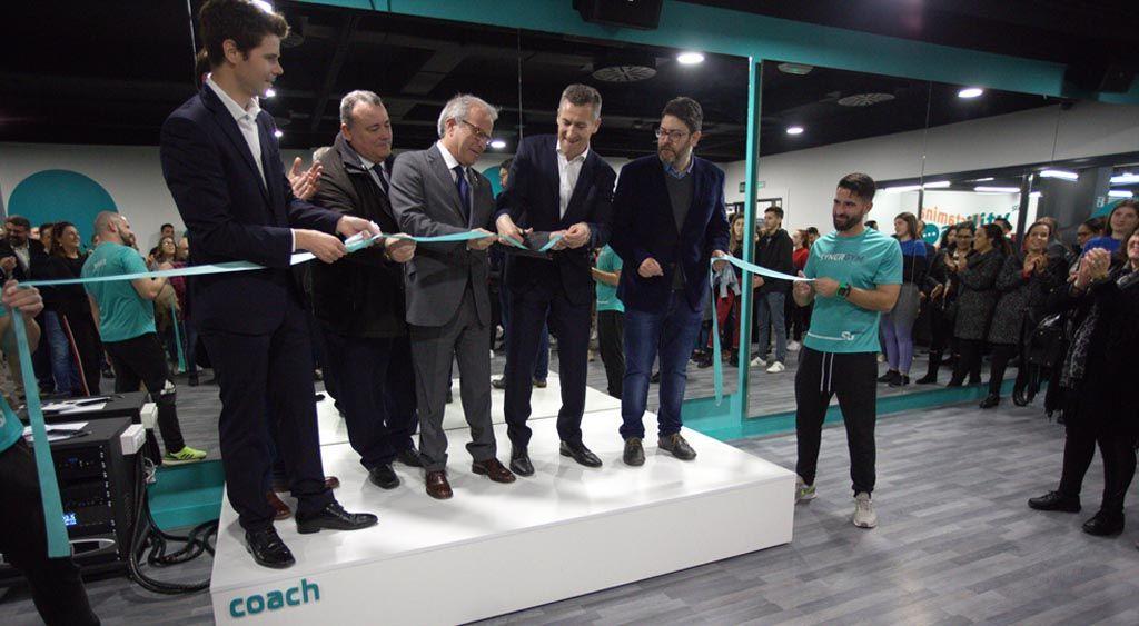 "Murcia se suma a la filosofía ""fit together"" de Synergym"