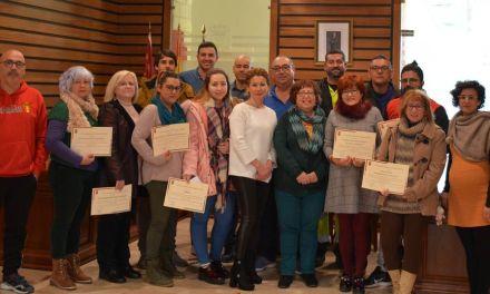La Alcaldesa entrega 30.000 euros a 18 asociaciones y colectivos de Campos del Río