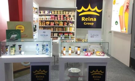 Grupo Postres Reina, presente en la Feria Gulfood de Dubái 2019