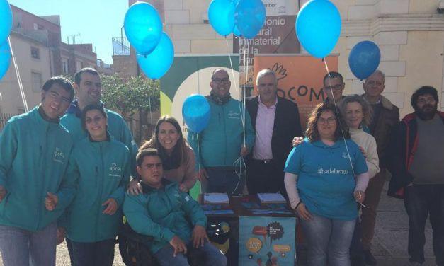 #hacialameta, la nueva campaña de comunicación de APCOM, se lanza en el municipio de Moratalla