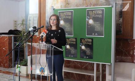 Cinco obras componen el programa del XVI Certamen de Teatro Aficionado 'Ciudad de Cehegín'