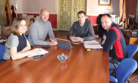 El alcalde y el concejal de Industria se reúnen con técnicos del INFO para avanzar en el Plan de Revitalización del Noroeste