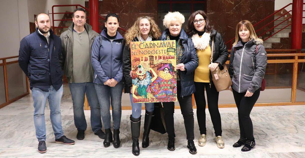 El Carnaval de Cehegín 2019 ya tiene imagen