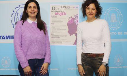 La Concejalía de Mujer e Igualdad de Cehegín presenta un variado programa para conmemorar el Día de la Mujer del 8 de marzo