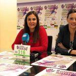 La II Marcha por la Igualdad de Caravaca se celebra el 10 de marzo dentro de los actos del 'Día Internacional de la Mujer'