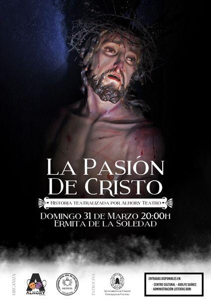Se representará esta Semana Santa en la Ermita de la Soledad de Cehegín el 31 de marzo